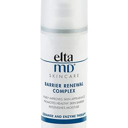 EltaMD Barrier Renewal Complex Face Moisturizer with Hyaluronic Acid for Dry Skin, Works to Visib... | Amazon (US)