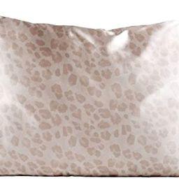 Kitsch 100% Satin Pillowcase, Vegan Silk Pillowcase, Standard (Leopard) | Amazon (US)