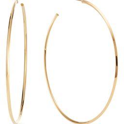 Women's Lana Jewelry Casino Hollow Hoop Earrings | Nordstrom