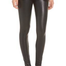 Perfect Control Faux Leather Leggings   Nordstrom