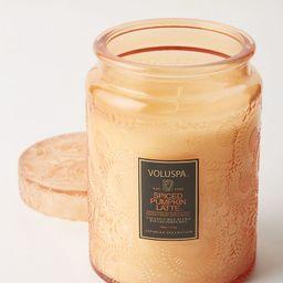 Voluspa Japonica Spiced Pumpkin Latte Jar Candle   Anthropologie (US)