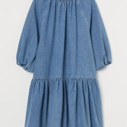 Denim Dress   H&M (US)