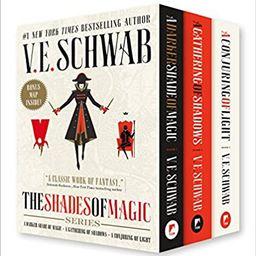 Shades of Magic Boxed Set: A Darker Shade of Magic, A Gathering of Shadows, A Conjuring of Light ... | Amazon (US)