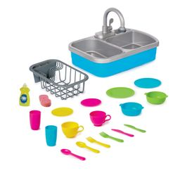 Spark. Create. Imagine. Toy Kitchen Sink with 20 Piece Accessory Play Set | Walmart (US)