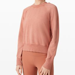 Ready to Roll Crew   Women's Hoodies + Sweatshirts   lululemon   Lululemon (US)
