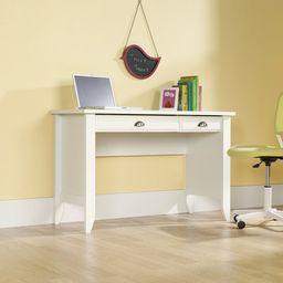 Sauder Shoal Creek Computer Desk, Soft White Finish | Walmart (US)