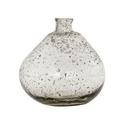 Round Bottle Bubble Glass Vase Made Of Glass In Clear Color - Bud Table Vase With Round Shape-Bai...   Walmart (US)