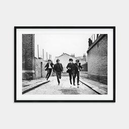 The Beatles  Black & White  Poster Print or Framed Print   Etsy   Etsy (US)