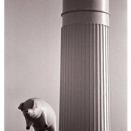 Pink Floyd Flying Pig Battersea Power Station December 1976   Etsy   Etsy (US)
