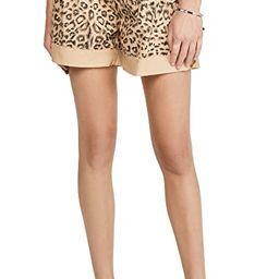 Printed Dogtown Cutoff Shorts   Shopbop