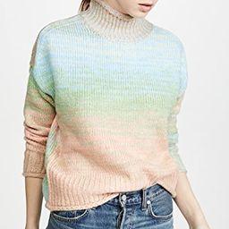 Neon Melange Sweater | Shopbop