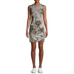 Como Blu Women's Athleisure Sleeveless Dress with Ruching   Walmart (US)