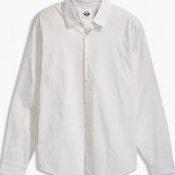 Men's Sustainable Spread Collar Button-Up Shirt | Dockers
