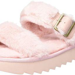Koolaburra by UGG Women's Slide Open Toe Sandals | Amazon (US)