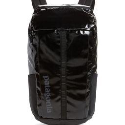 Black Hole 25-Liter Weather Resistant Backpack | Nordstrom
