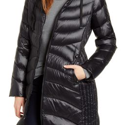 Hooded Packable Puffer Coat | Nordstrom