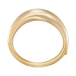 Kaia Bangle Bracelet in Gold   Kendra Scott