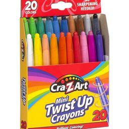Cra-z-art Crayons - 20-Ct. Mini Twist Up Crayons   Zulily
