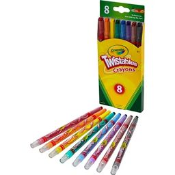 (3 Pack) Crayola 8 Count Twistable Crayons   Walmart (US)