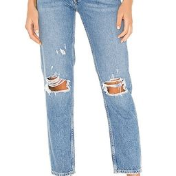 Fast Times High Rise Mom Jean | Revolve Clothing (Global)