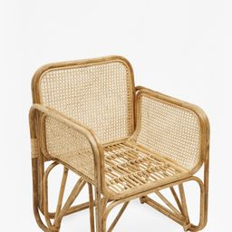 French Cane Chair   French Connection (UK)