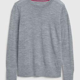 Merino Pullover Crewneck Sweater   Gap® UK   Gap (UK & EU)