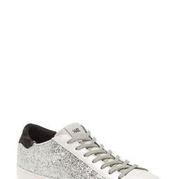 Women's P448 John Glitter Sneaker, Size 5-5.5US - White | Nordstrom