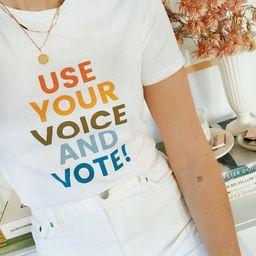 Vote Tee | MichaelStars.com