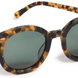 Karen Walker Women's Alternative Fit Super Duper Strength Sunglasses   Amazon (US)