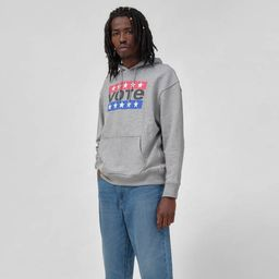 Levi's® x Vote Relaxed Pullover | LEVI'S (US)