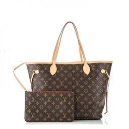 Louis Vuitton Neverfull Monogram MM Cerise Lining   StockX