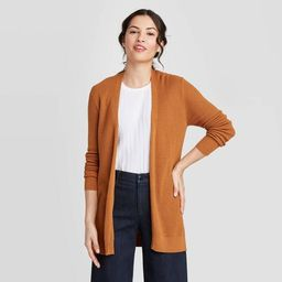 Women's Open Layer Cardigan - A New Day™   Target
