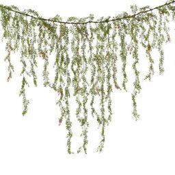 Cascading Garland, Boho Garland, Greenery Garland, Rustic Arch Decor, Rustic Wedding, Jasmine, Ho...   Etsy (US)