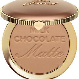 Too Faced Chocolate Soleil Matte Bronzer   Ulta Beauty   Ulta