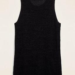 Lightweight Sleeveless Sweater Tank Top for Women   Old Navy (US)