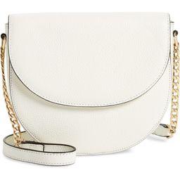 Ava Leather Flap Crossbody Bag | Nordstrom
