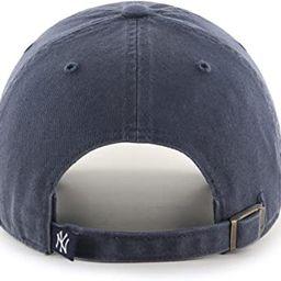 '47 Brand New York Yankees Clean Up Dad Hat Cap Vintage Navy/White | Amazon (US)