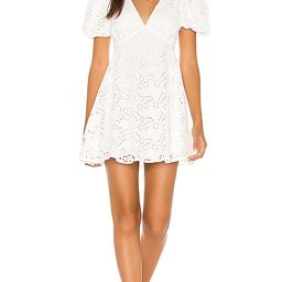 Lovers + Friends Arden Dress in White. - size S (also in XXS,XS,M,L,XL)   Revolve Clothing (Global)