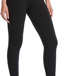 YUNOGA Women's Ultra Soft High Waisted Seamless Leggings Tummy Control Yoga Pants   Amazon (US)