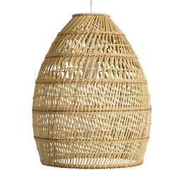 "Basketweave Bamboo Pendant Shade var ensTmplname=""Basketweave Bamboo Pendant Shade""; ... | World Market"