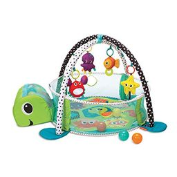 Infantino 3-in-1 Grow with me Activity Gym and Ball Pit | Amazon (US)