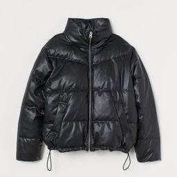 Boxy Puffer Jacket   H&M (US)