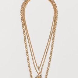 3-pack Necklaces   H&M (US)