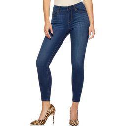 Sofia Vergara - Sofia Jeans by Sofia Vergara Women's Sofia Mid-Rise Skinny Ankle Jeans - Walmar... | Walmart (US)