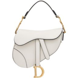 Dior Saddle Bag Grained Calfskin Black   StockX