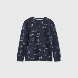 Boys' Long Sleeve Printed T-Shirt - Cat & Jack™ | Target