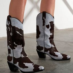 Dagget Printed Western Boot | Free People (US)