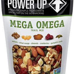 Power Up Trail Mix, Mega Omega Trail Mix, Non-GMO, Vegan, Gluten Free, No Artificial Ingredients,... | Amazon (US)