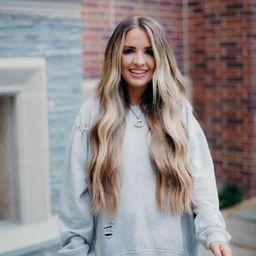 PRE-ORDER: Better Than Your Average Heather Grey Distress Sweatshirt | Apricot Lane Boutique