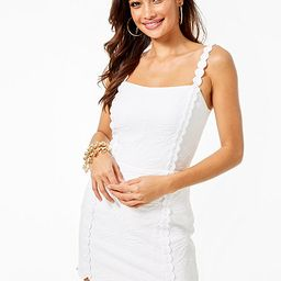 Lilly Pulitzer Jesse Scallop Romper | Lilly Pulitzer